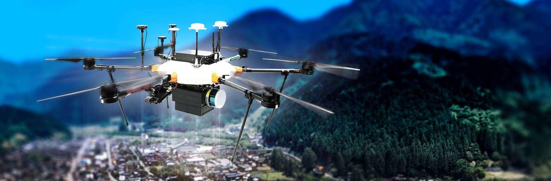 UAV(ドローン)計測