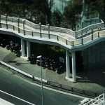 歩道橋等の道路関連構造物の一般図作成